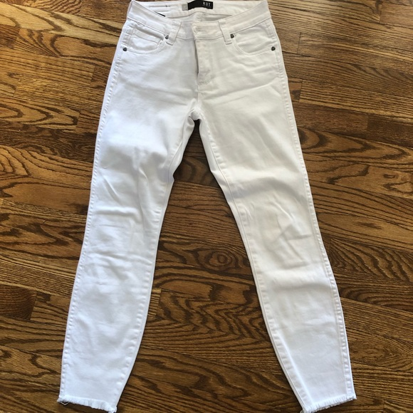 Kut from the Kloth Denim - Kut from the Kloth White jeans